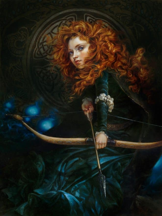 Her Father's Daughter Merida Heather Theurer