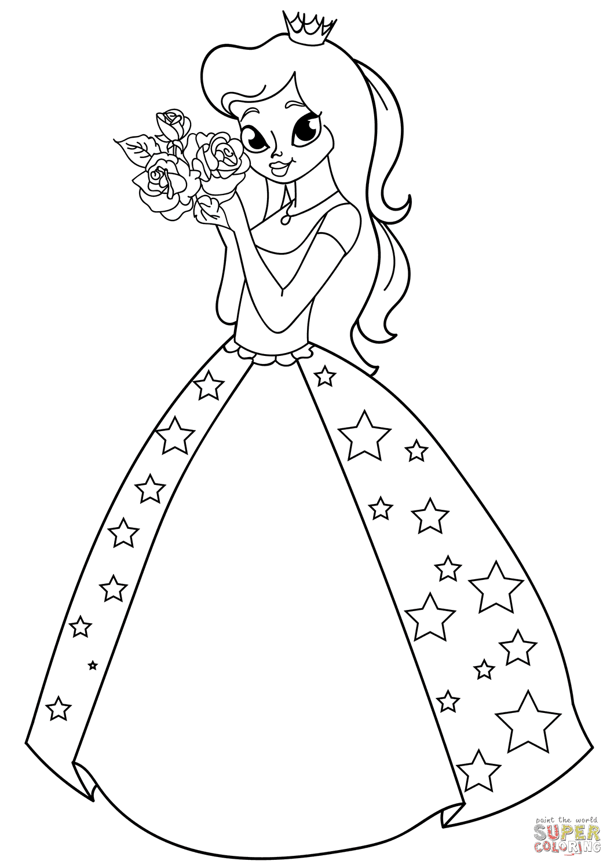 Prinzessin Supercolor