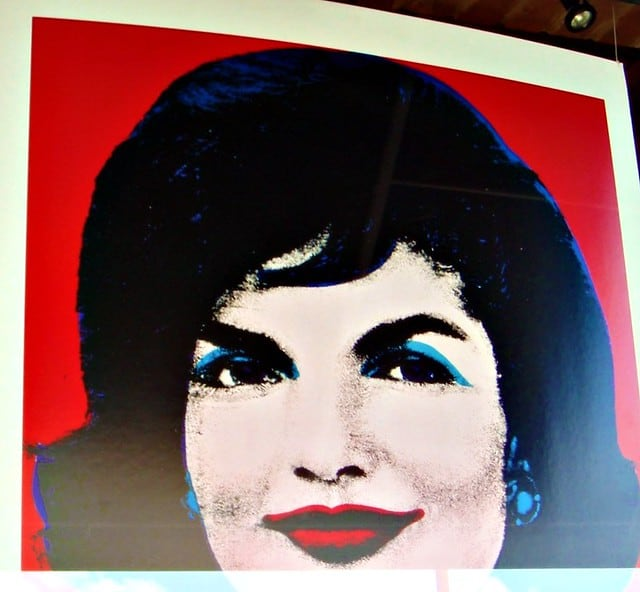 Andy Warhol, Red Jackie, 1964
