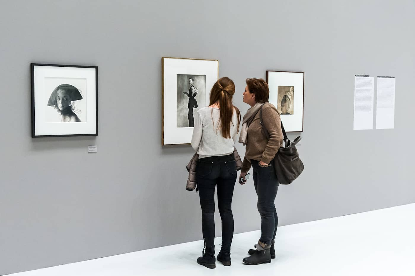 Irving Penn: Ausstellung in den Deichtorhallen in Hamburg