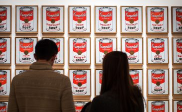 Pop-Art Warhol