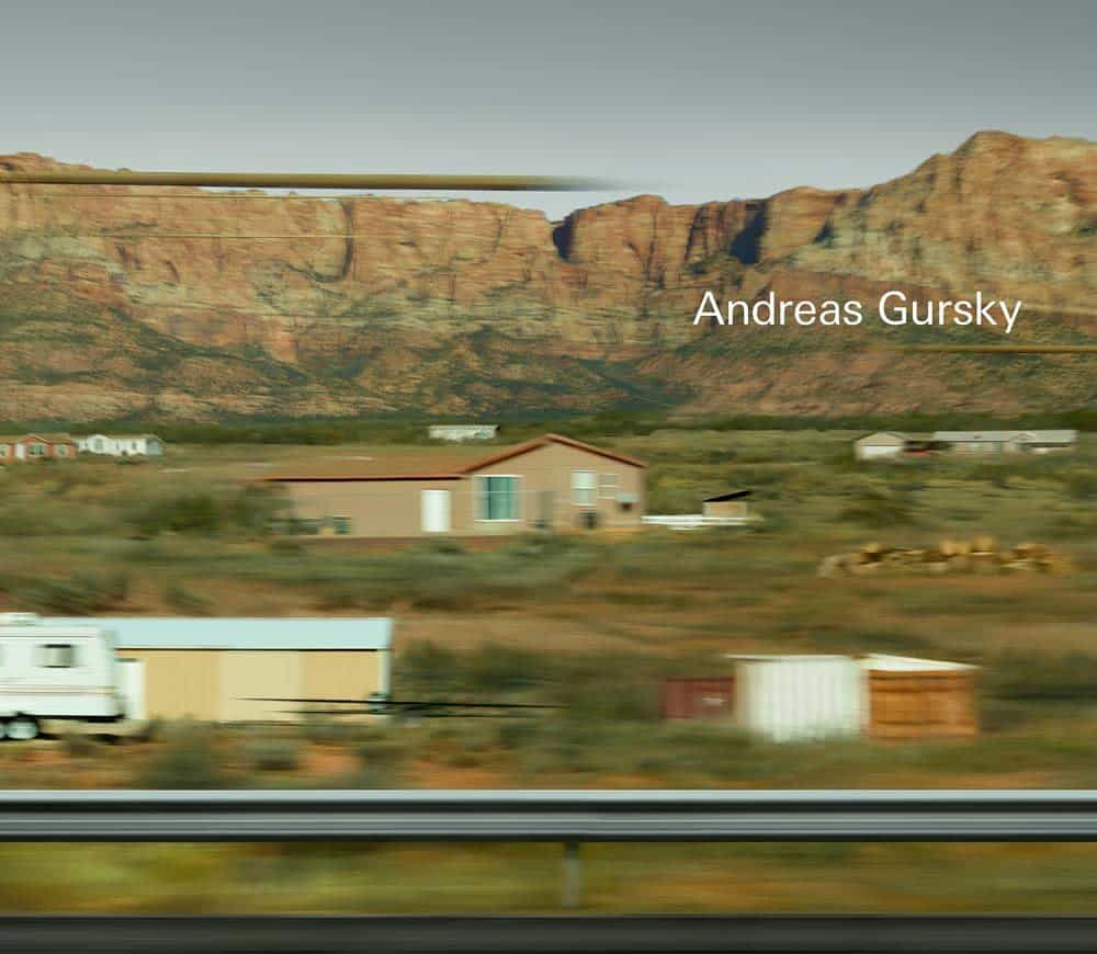 Fotografie Buch Andreas Gursky