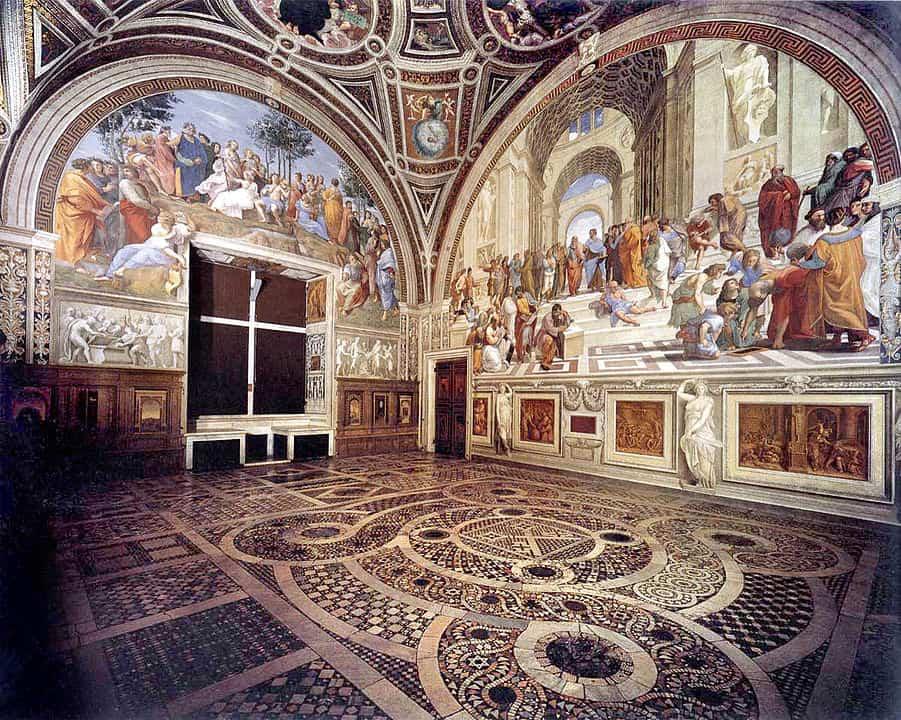 Raffael – Biografie des beliebten Renaissance-Meisters