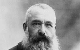 Claude Monet Titelbild