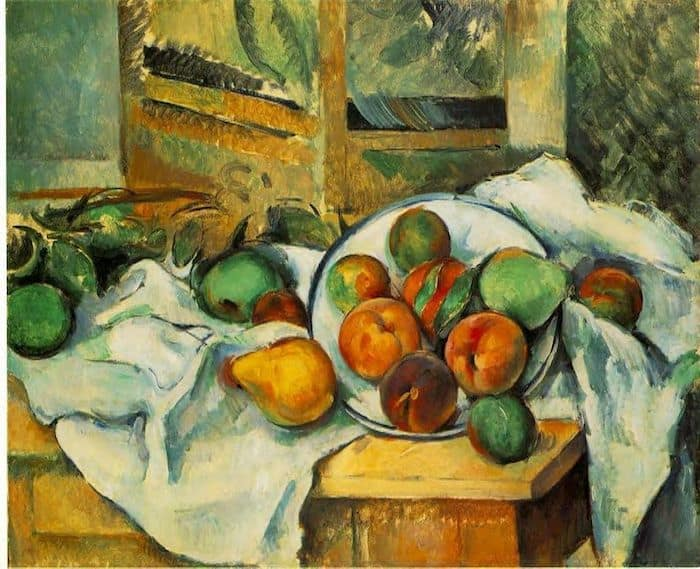 Paul Cézanne, Un coin de table, 1895-1900