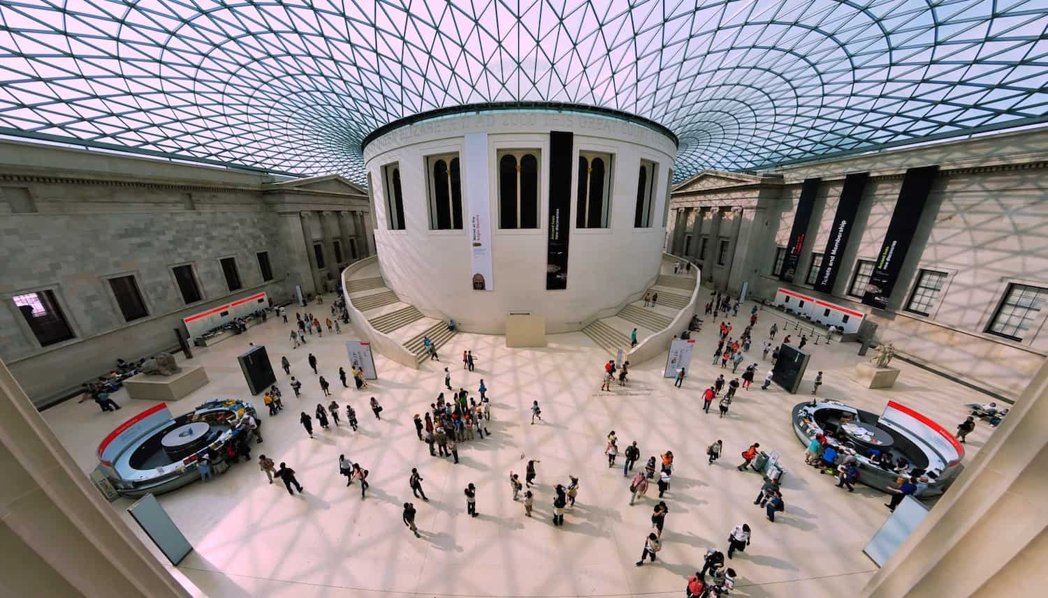British Museum Foyer