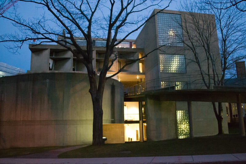Le Corbusier, Carpenter Visual Art Center, Harvard University