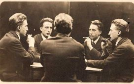 Marcel Duchamp 5-Way-Portrait