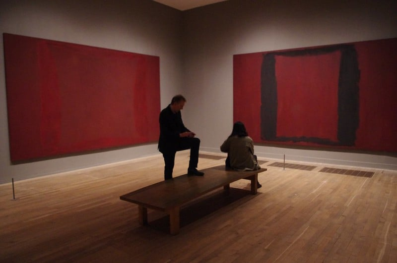 Mark Rothko Kunst in London