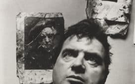 Irving Penn: Francis Bacon (1962) | Foto: cea + / Flickr