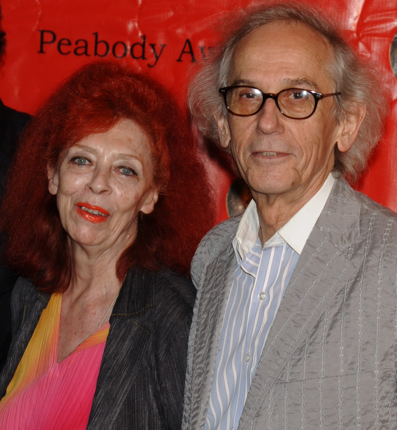 Christo und Jeanne-Claude | Foto: Anders Krusberg, Peabody Awards