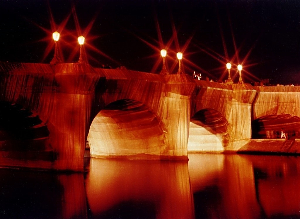 Pont Neuf Wrapped, 1985