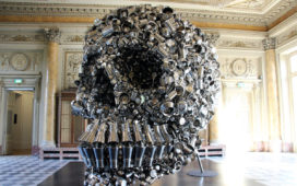 Subodh Gupta, Very hungry God, 2006 | Foto: Fred Romero / Flickr