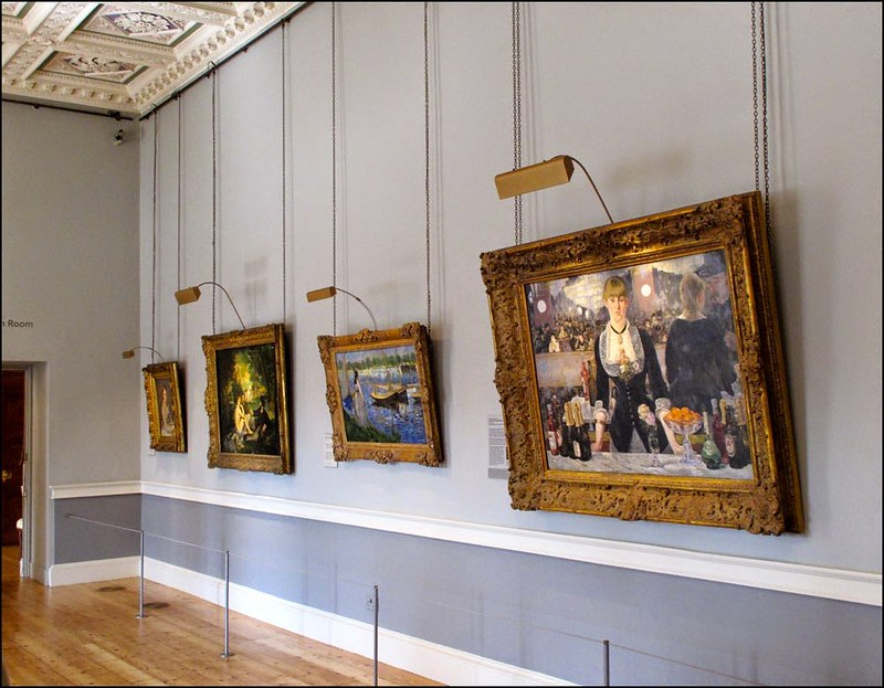 Courtauld Institute Galleries, London | Foto: Nathan Hughes Hamilton / Flickr