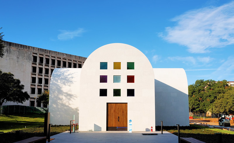 Ellsworth Kelly, Austin, 2015