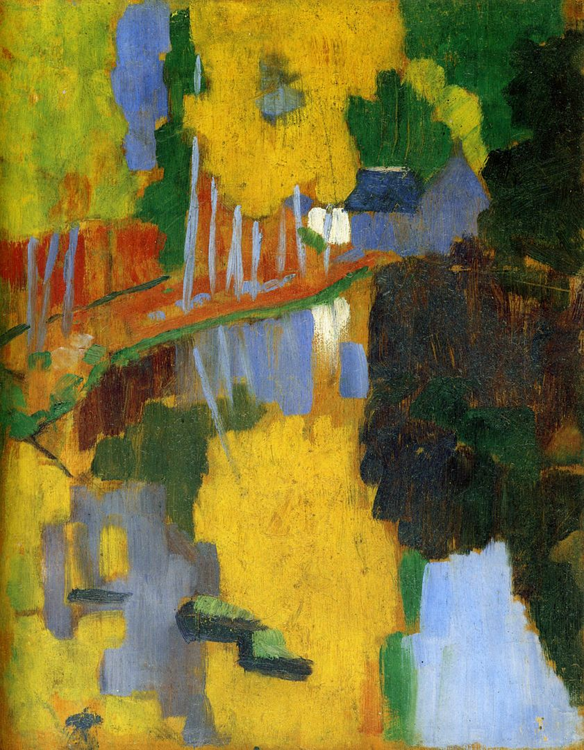 Paul Sérusier, Le Talisman, 1888
