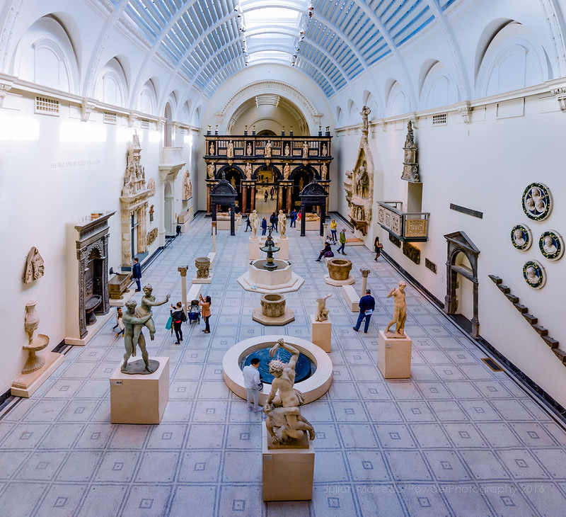 Ruddock Gallery, Victoria and Albert Museum